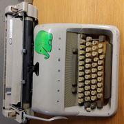 Triumph matura Schreibmaschine