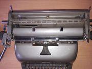 Adler Adlerwerk Schreibmaschine VORM Heinrich