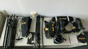 Dedolight Portable Studio 3-Light Studioscheinwerfer-Set