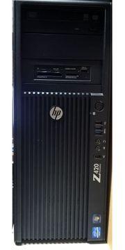 HP CAD Workstation Intel Xeon