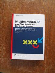 Mathematik 2 ein Studienbuch für