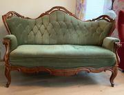 Sofa Louis Philippe Stil