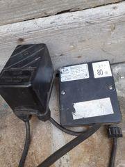 Druckschalter vom Hauswasserwerk