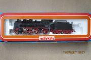 Märklin Dampflok 3099 HO analog