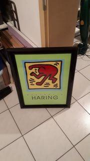 2 coole Keith Haring Bilder