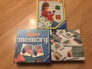 4 Kinder Memory