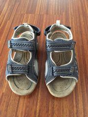 Geox-Sandale blau Gr 32 mit