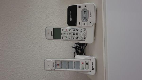 Seniorentelefon mit extra Fotohöhrer