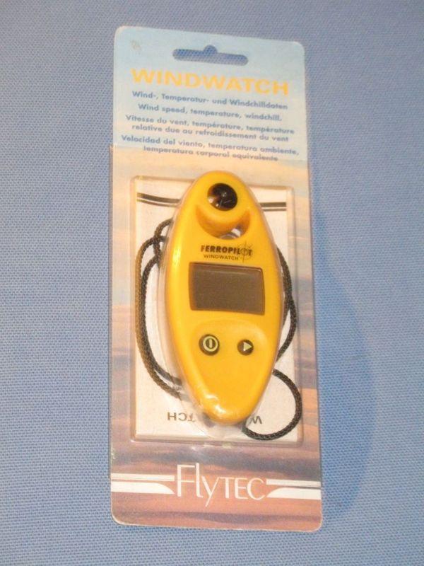 Handwindmesser Windmesser Flytec Modell Windwatch