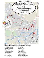 Garagenflohmarkt Lengdorf 26 09 2021