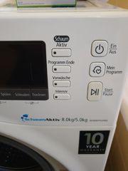 verkaufe eine Samsung Waschmachine