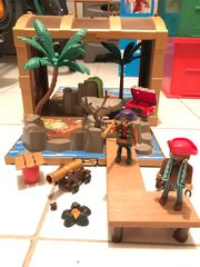 Playmobil Pirateninsel Schatzkiste