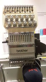 Stickmaschine Broth BE-1201B-AC