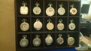 Taschen- Uhren- Sammlung wird aufgelöst