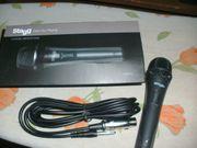 Neues - unbenutztes - Gesangsmikrofon - Stagg SDMP10