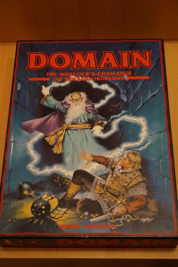 Domain The Warlock s Challenge