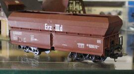 Modelleisenbahnen - LIMA Erz III D 4-achs
