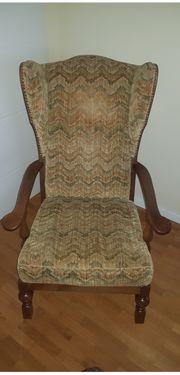 Sessel fürs Wohn- oder Kaminzimmer