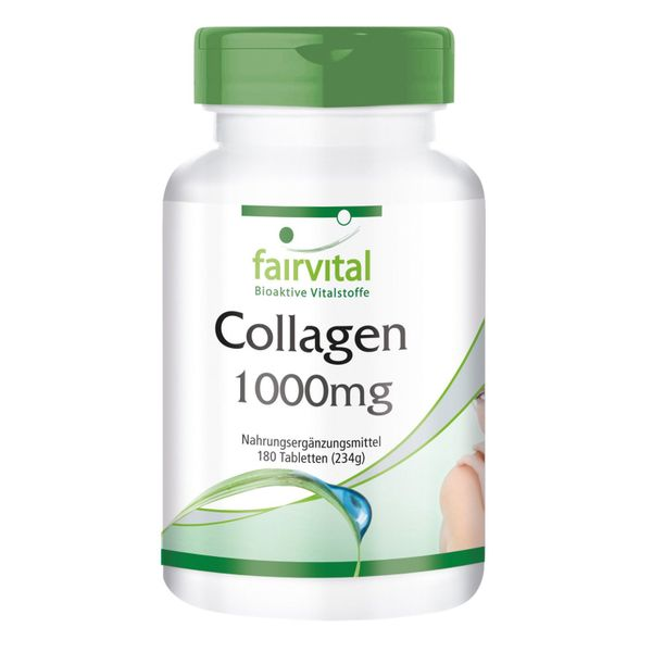 Collagen 1000 mg mit L-Ornithin