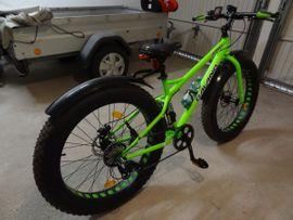 Bild 4 - Fat Bike Fahrrad 26x4 - Eisenberg