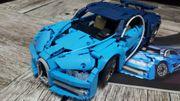 Ca 1233 Teile Bugatti Chiron