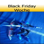 Lego Bionicle mit OVP Black