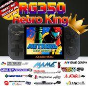 RG 350 - Handheld - PS1 - SNES - N64 -