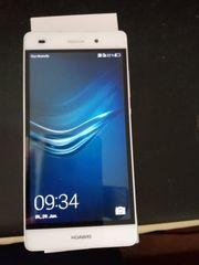 Verkaufe Huawei P8 lite weiß