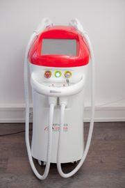 IPL-SHR Gerät für dauerhafte Haarentfernung