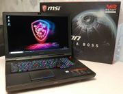 MSI GT75VR 7RF-012 Titan Pro