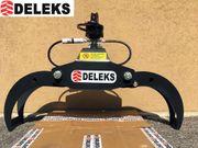 DELEKS DK-10 MIT ROTATOR HOLZZANGE