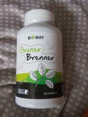 Grüner Brenner