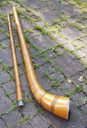 Alphorn F-Stimmung 3 50m lang