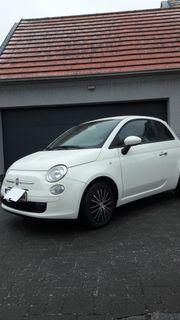 Neuwertiger Fiat 500