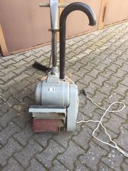 Hochleistungs-Fußboden Schleifmaschine Frank FSR 20