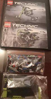 LEGO Technic Schneemobil 42021
