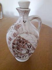 Ulmer Keramik Flasche Karaffe Krug