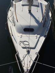 Segelboot Top gepflegt