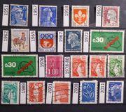 Frankreich 1951-2011