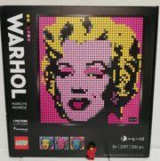 LEGO Art Andy Warhol s