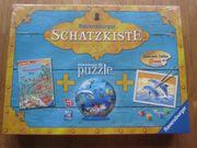 Schatzkiste Wimmelrätselbuch 3-D Puzzle Ball