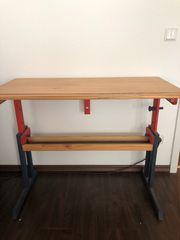 Schreibtisch hochklappbar 10 Euro