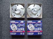 Lochkreisadapter mit Spurverbreiterung 15 mm