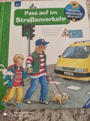 Straßenverkehr Buch Kindergarten