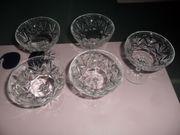 5 Villeroy Boch Gläser Likör