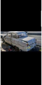 Opel Olympia Rekord bj 1955