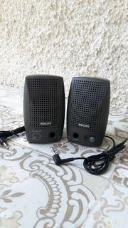 Philips Mini Lautsprecher-Boxen SBC BA