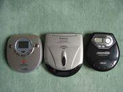 Abspiel-Geräte für die CD s