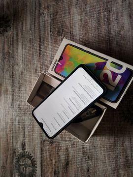 Samsung Handy - Samsung Smartphone mit Zubehör OVP