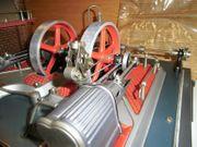 Dampfmaschine Wilesco D32 erste Bauserie